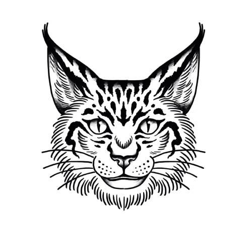 lynx logo at the preserve